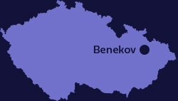 Kde najdete BENEKOV
