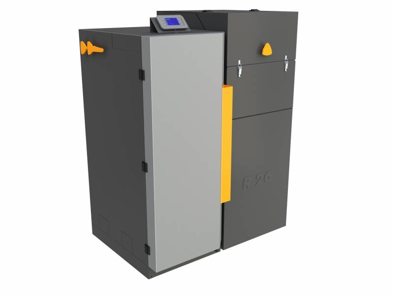 Automatic boilers for wooden pellets | Benekov