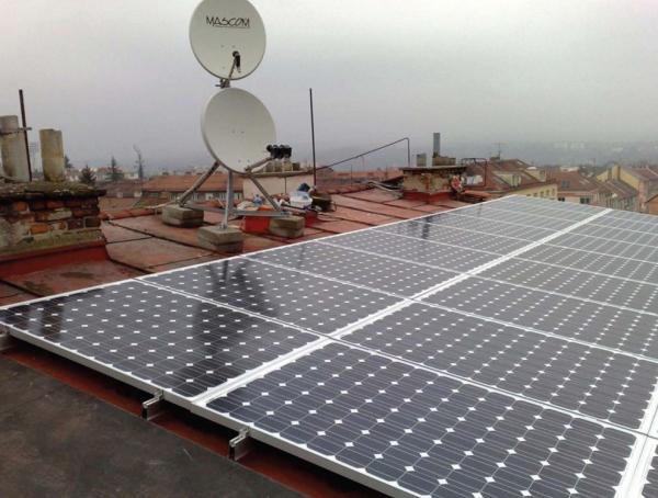 Reference - FVE 6,75 kWp bez akumulace