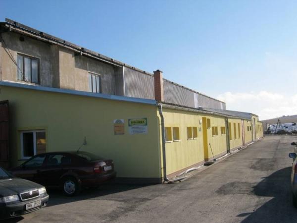 Vytápěná budova
